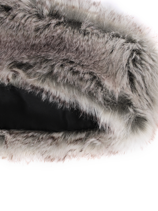 Faux fur, Aria Boutique< Ruby and Ed, Winter Styling