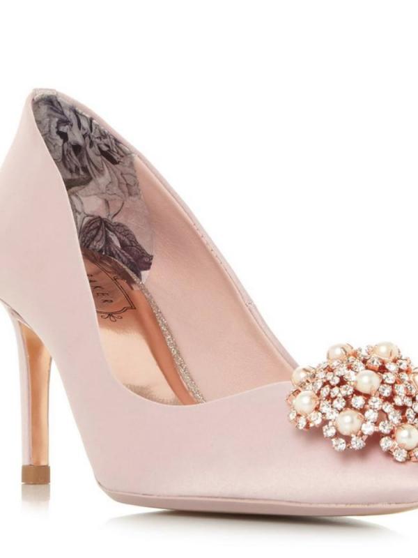 ted baker, darhlin shoe, aria boutique