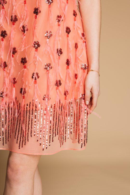 Charlotte Lucas Ava Shift Dress