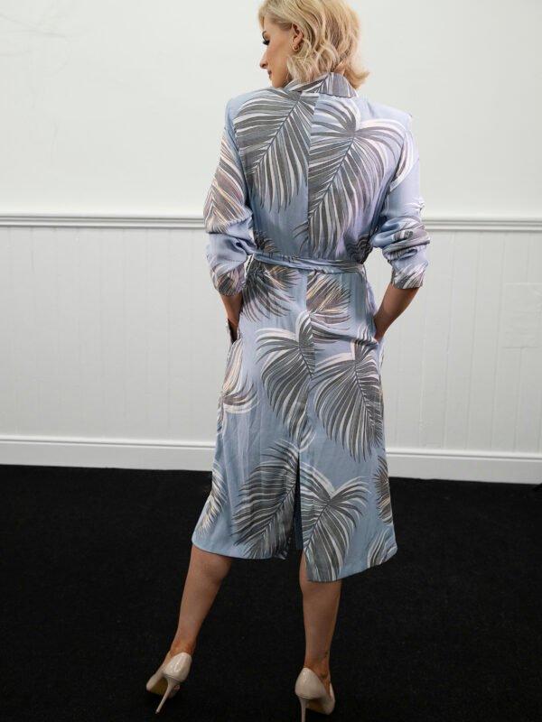 Silvian Heach Rye Dust Coat