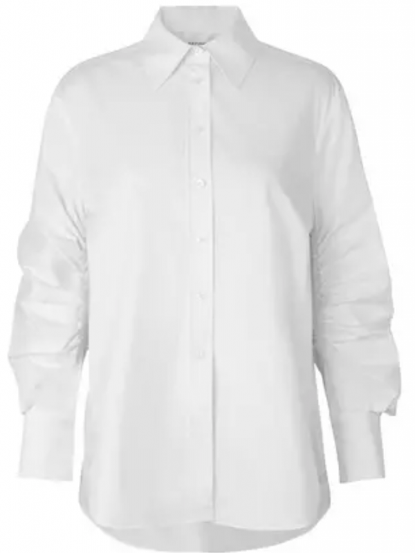 Elegant and timeless this shirt is just the staple for your wardrobe, from Second Female