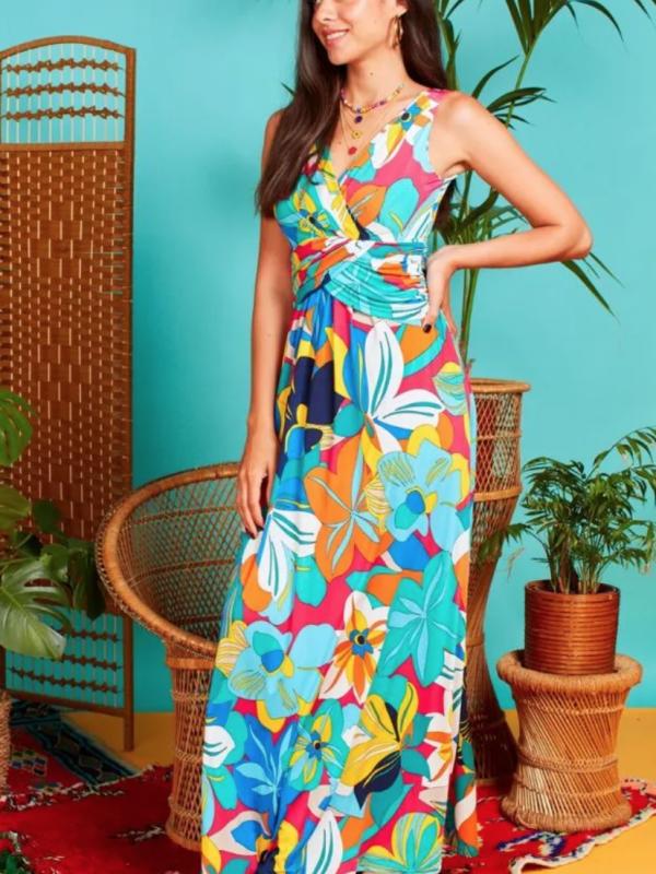 Onjenu Faro Maxi Tropical Turquoise