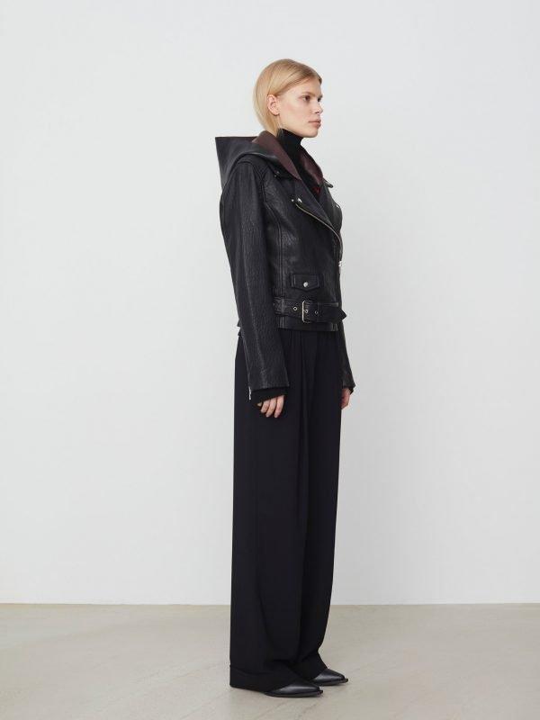 Day Birger & Mikkelsen Edna Textured Leather Jacket