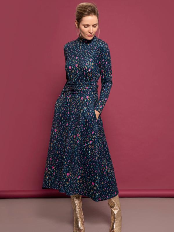 Caroline Kilkenny Teddy Dress