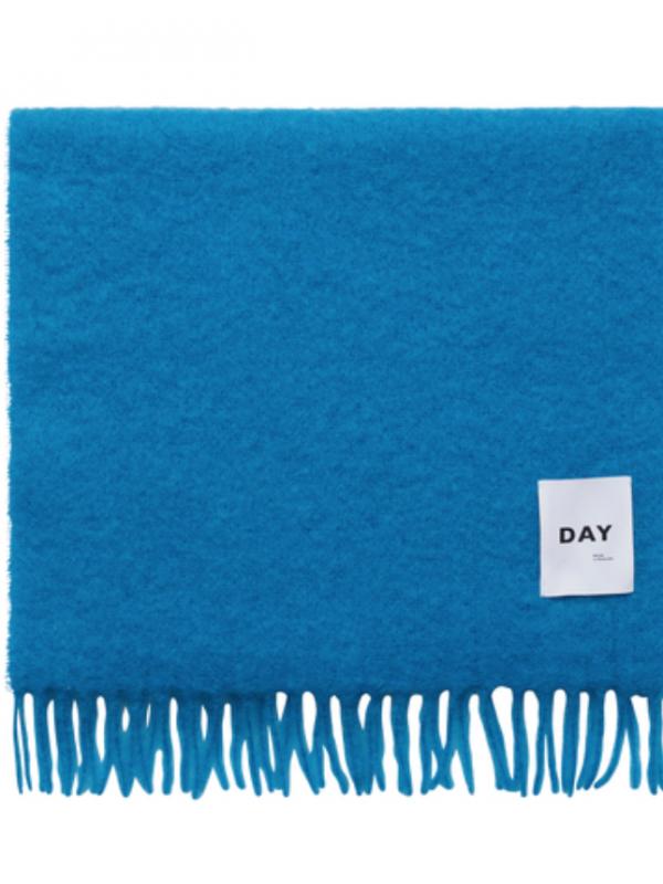 Day Birger & Mikkelsen Neon Blue Scarf (Copy)