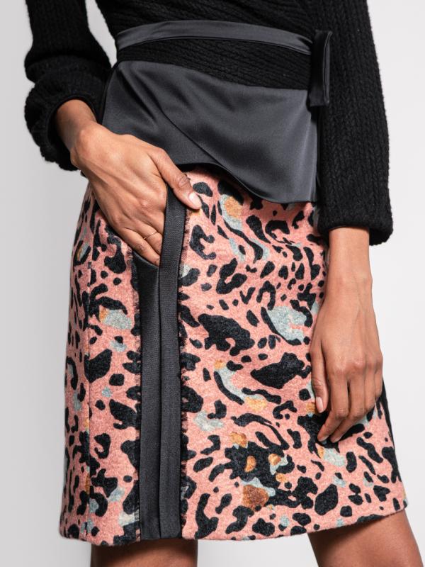Caroline Kilkenny Sister's Lilly Fun Print Skirt