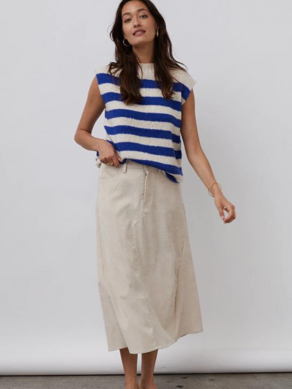 Lolly's Laundry Melina Skirt Cream