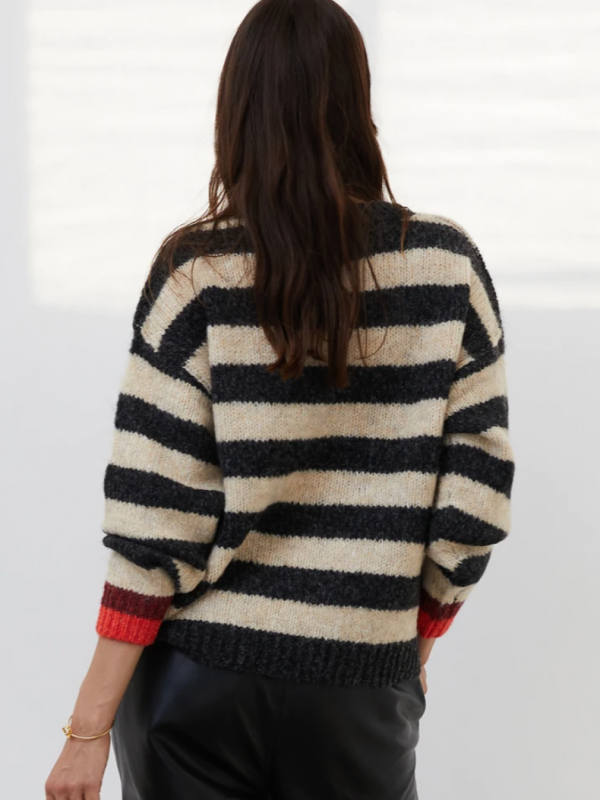 Lolly's Laundry Terry Jumper Black