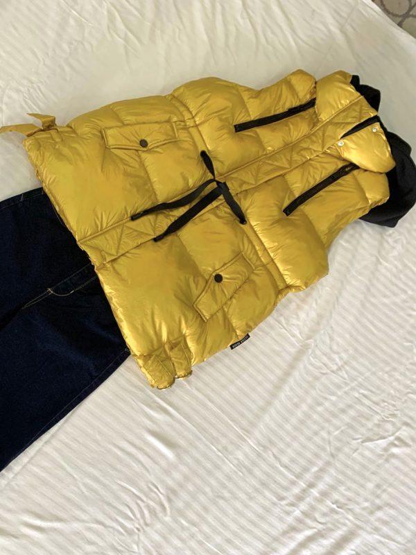 Silvian Heach Long Down Jacket