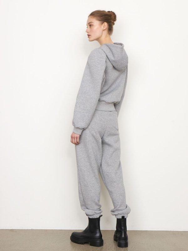 Second Female Carmella Maritime Grey Sweatpants
