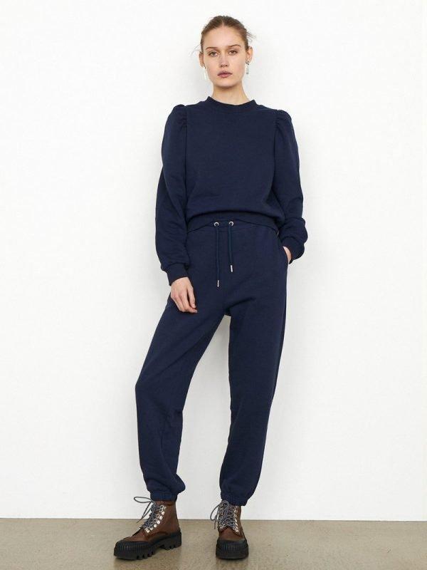 Second Female Carmella Maritime Blue Sweatpants