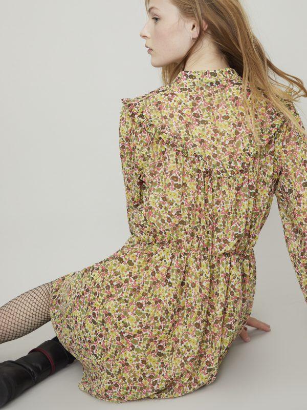 i Blues Patria Floral Dress