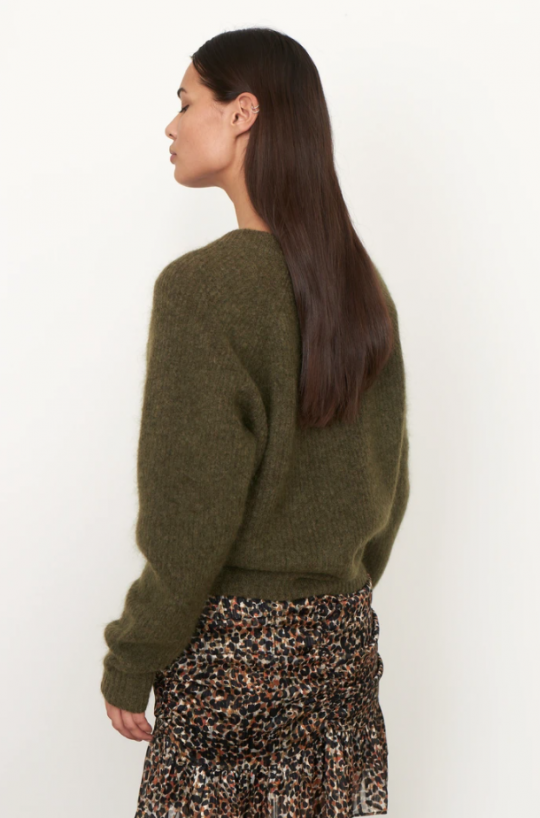 Second Female Brooky Knit Cardigan