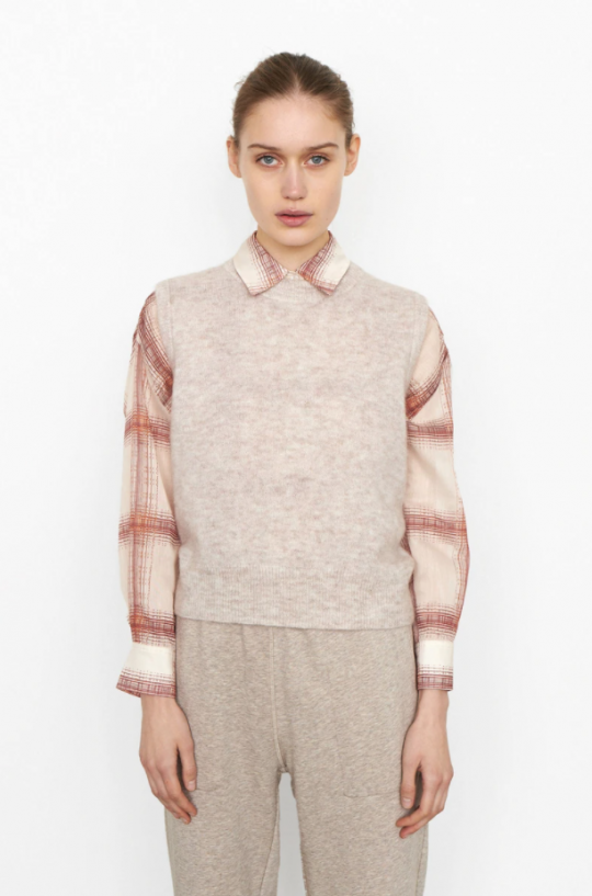 Second Female Brooke Knit Vest