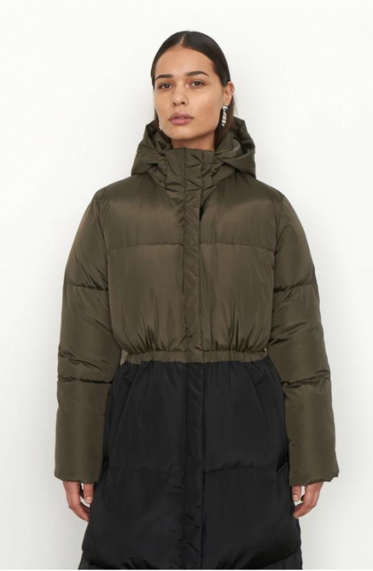 Second Female Buffie Colourblock Coat