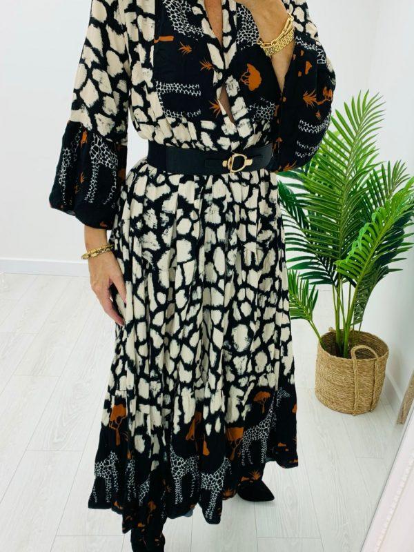 Kyla Boho Maxi Dress