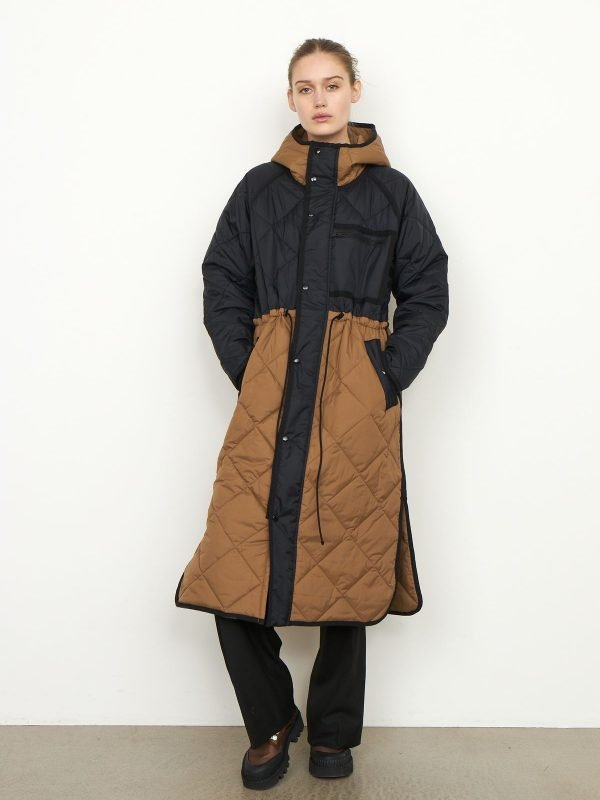 Second Female Prudence Quilted Coat