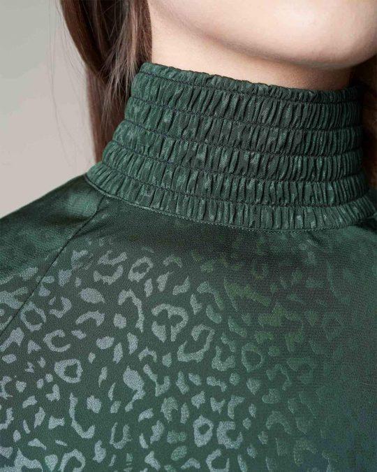 Silvian Heach Imbar Printed Dress